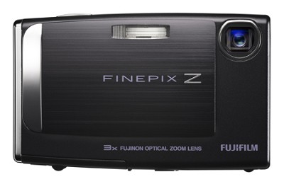 FinePix Z10fd 7.2MP Digital Camera (Black)