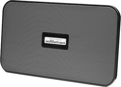 inMotion SoundBlade Bluetooth A2DP Speaker/Speakerphone (Black) - OPEN BOX