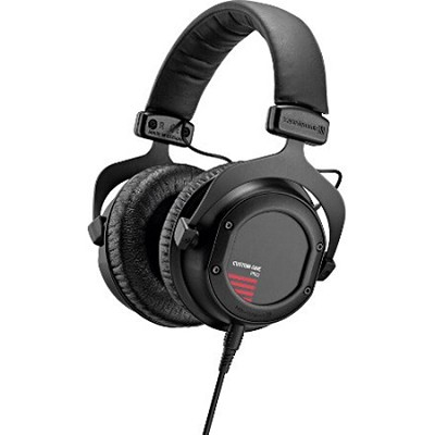 Custom One Pro Interactive Headphones - Black - 16 OHMs