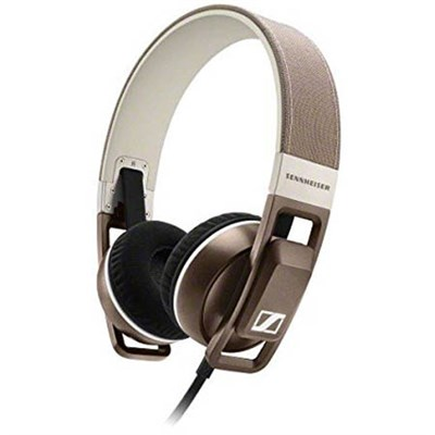 URBANITE Over-Ear Headphones for iOS - Sand