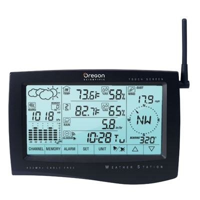 WMR-968 Complete Wireless Weather Station - OPEN BOX