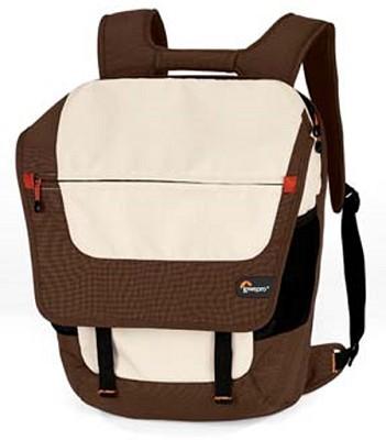 Backpack Factor Laptop Bag - fits most 15.4` Laptops - Espresso / Latte