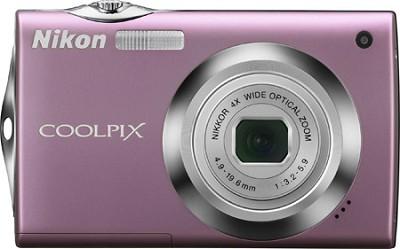 COOLPIX S4000 Digital Camera (Pink)