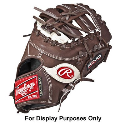 5SCFB-RH - REVO SOLID CORE 550 Series 13 Fast Pitch Left Hand First Base Mitt