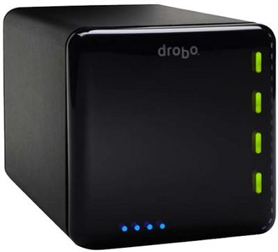 4-Bay USB 2.0/FireWire 800 SATA Storage Array