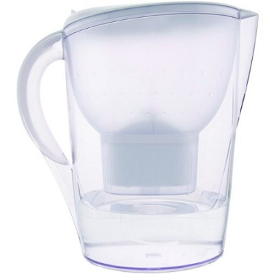 Marella Water Filtration Pitcher - White