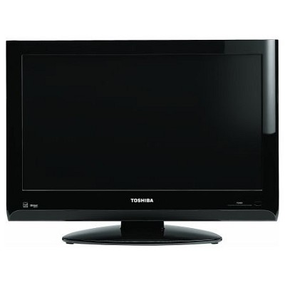 22AV600U - 22 inch High-definition LCD TV (Hi-Gloss Black) - OPEN BOX