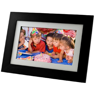 7` LED Back-Lit Digital Picture Frame - OPEN BOX