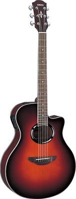 APX500II Thinline Cutaway Acoustic-Electric Guitar Old Violin Sunburst