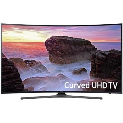 UN55MU6500 Curved 55` 4K Ultra HD Smart LED TV (2017 Model)