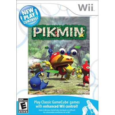 Wii New Play Control! Pikmin