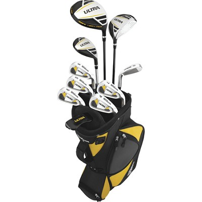 Wilson Ultra Complete Golf Package Set - Right Hand