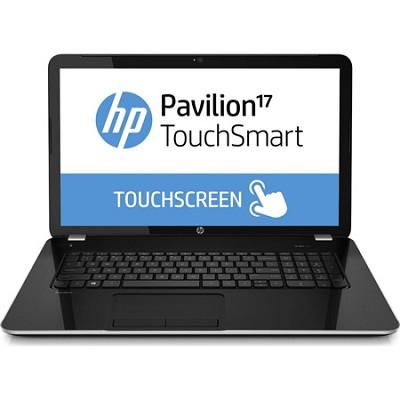 Pavilion TouchSmart 17.3` 17-e150us AMD Elite Quad-Core A8-5550M Proc - OPEN BOX