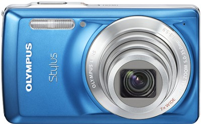 Stylus 7030 14MP 2.7` LCD Digital Camera (Blue)