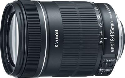 EF-S 18-135mm f/3.5-5.6 IS Standard Zoom Lens - OPEN BOX