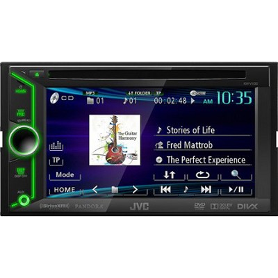 KWV100 Arsenal 6.1` Multimedia Receiver