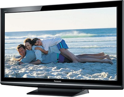 TC-P50X1 50` VIERA High-definition 720p Plasma TV - REFURBISHED