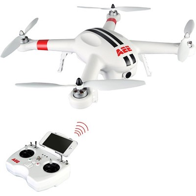 Toruk AP10 Drone Quadcopter Aircraft System with Integrated 16MP FPV Camera