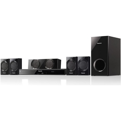 SC-BTT190 Home Theater System, 3D Blu-ray HTiB, Wifi Ready, 1000 watts -OPEN BOX