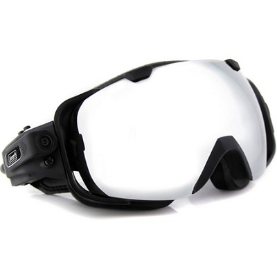 G9HD-SKI VisionHD 1080p HD Waterproof POV Snow and Ski Goggles