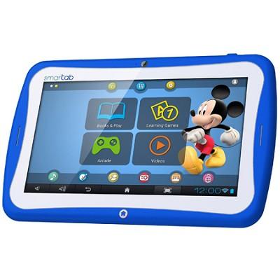 Smart Tab 7` Tablet Disney Content Dual Core - Blue