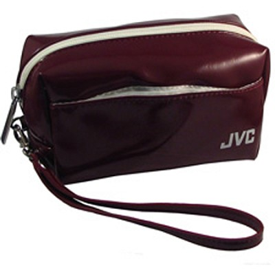 Vinyl Carrying Bag - Red