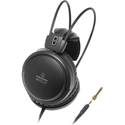 ATH-A500X Audiophile Closed-Back Dynamic Headphones
