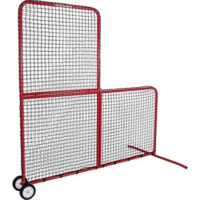 Batting Practice Protective L-Screen - LSCREENCW