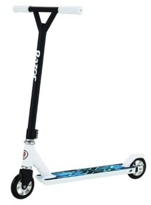 Pro X X X  Scooter - Black/White
