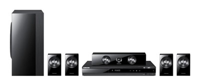 HT-D550 Home Theater System
