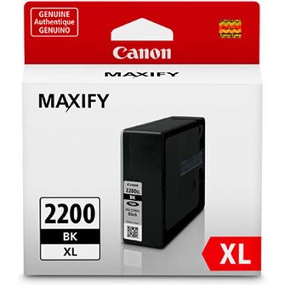 MAXIFY PGI-2200 XL Black Pigment Ink Tank