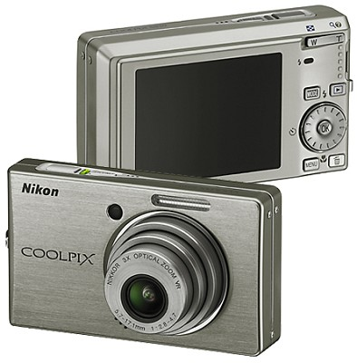 Coolpix S510 Digital Camera