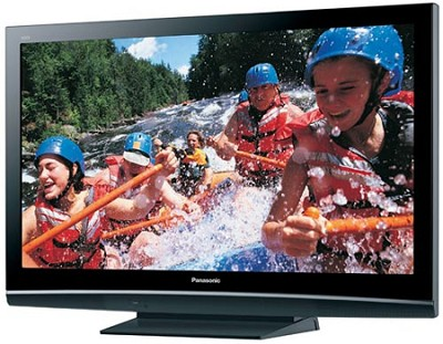TH-50PX80U - 50 in High-definition Plasma TV - REFURBISHED