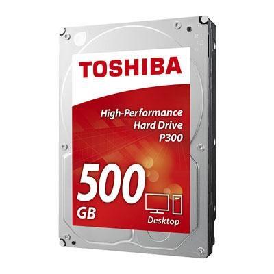 500GB 3.5` SATA P300 Drive
