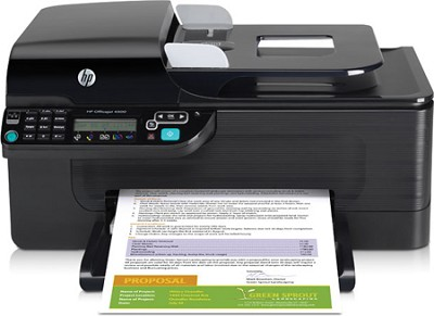 Officejet 4500 All-in-One Printer (CB867A) - OPEN BOX