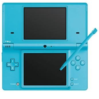 DSi Portable Gaming Console - Matte Blue
