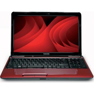 Satellite 15.6` L655-S5166RDX Notebook PC - Red Intel Core i5-2410M Processor