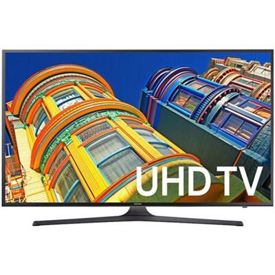 UN50KU630D - 50-Inch 4K UHD HDR Smart LED TV (Certified Refurbished)