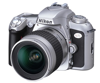 N75 W/ Nikon 28-80mm LENS SLR CAMERA KIT