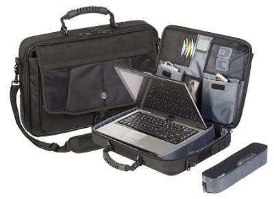15.4` Standard Laptop Case w/Dome protection - Black