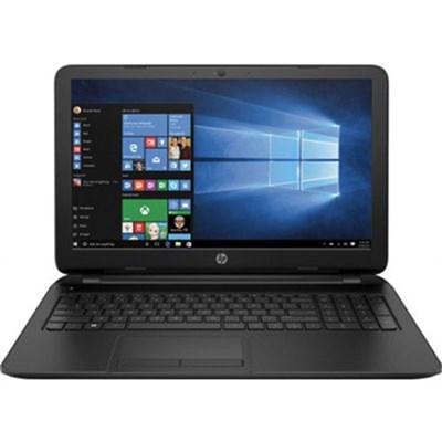 15-f305dx 15.6` 2.0GHz AMD A6-5200 Processor 4GB RAM 500GB Laptop - Refurbished