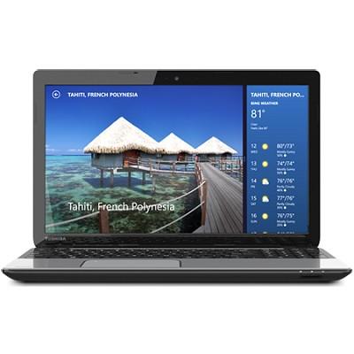 Satellite 15.6` L55D-A5252 Notebook PC - AMD Quad-Core A8-5545M Accel. Proc.