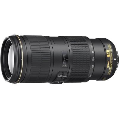 AF-S NIKKOR 70-200MM F/4G ED VR Lens for Nikon Digital SLR Cameras