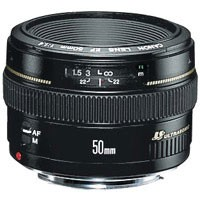 EF 50mm F/1.4 USM Lens (IMPORTED)