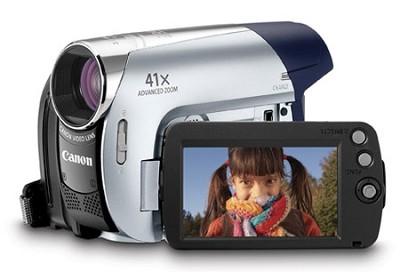 ZR900 Mini-DV Digital Camcorder