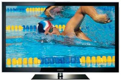 PN58C6400 58` 1080p Plasma HDTV