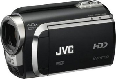 Everio GZ-MG670 80GB HDD Camcorder (Black) - Open Box