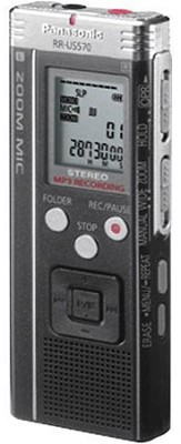 RR-US570 Digital Voice Recorder