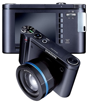 NV7 7.2 MP Digital Camera with 7x Optical Zoom