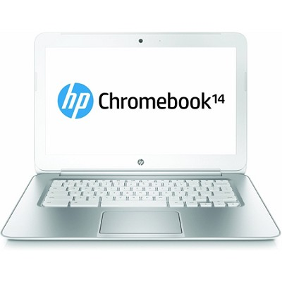 14.0` HD LED 14-q010DX Chromebook PC - Intel Celeron 2955U - Refurbished